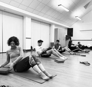 pilates classes lessons