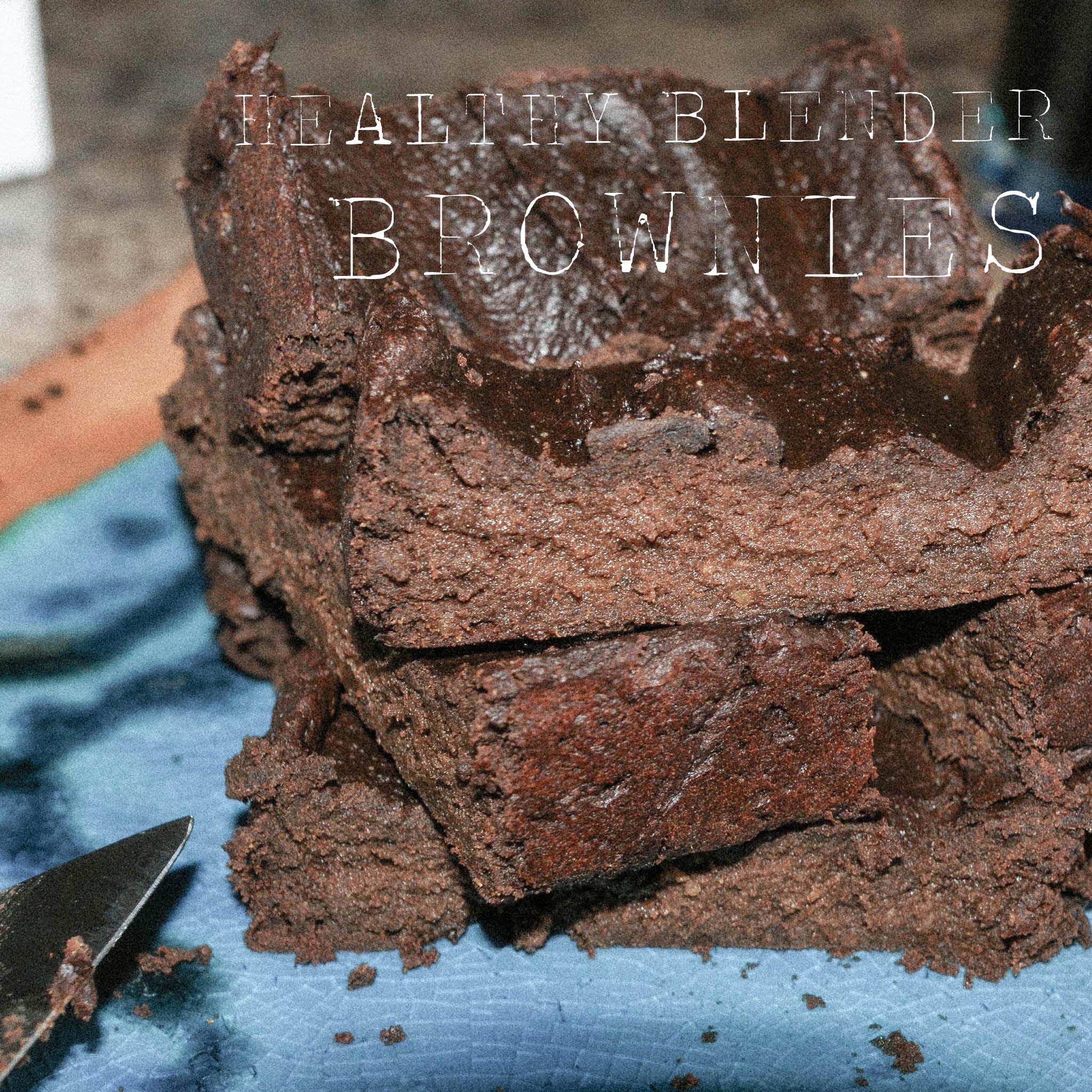 Kate's Blender Brownie