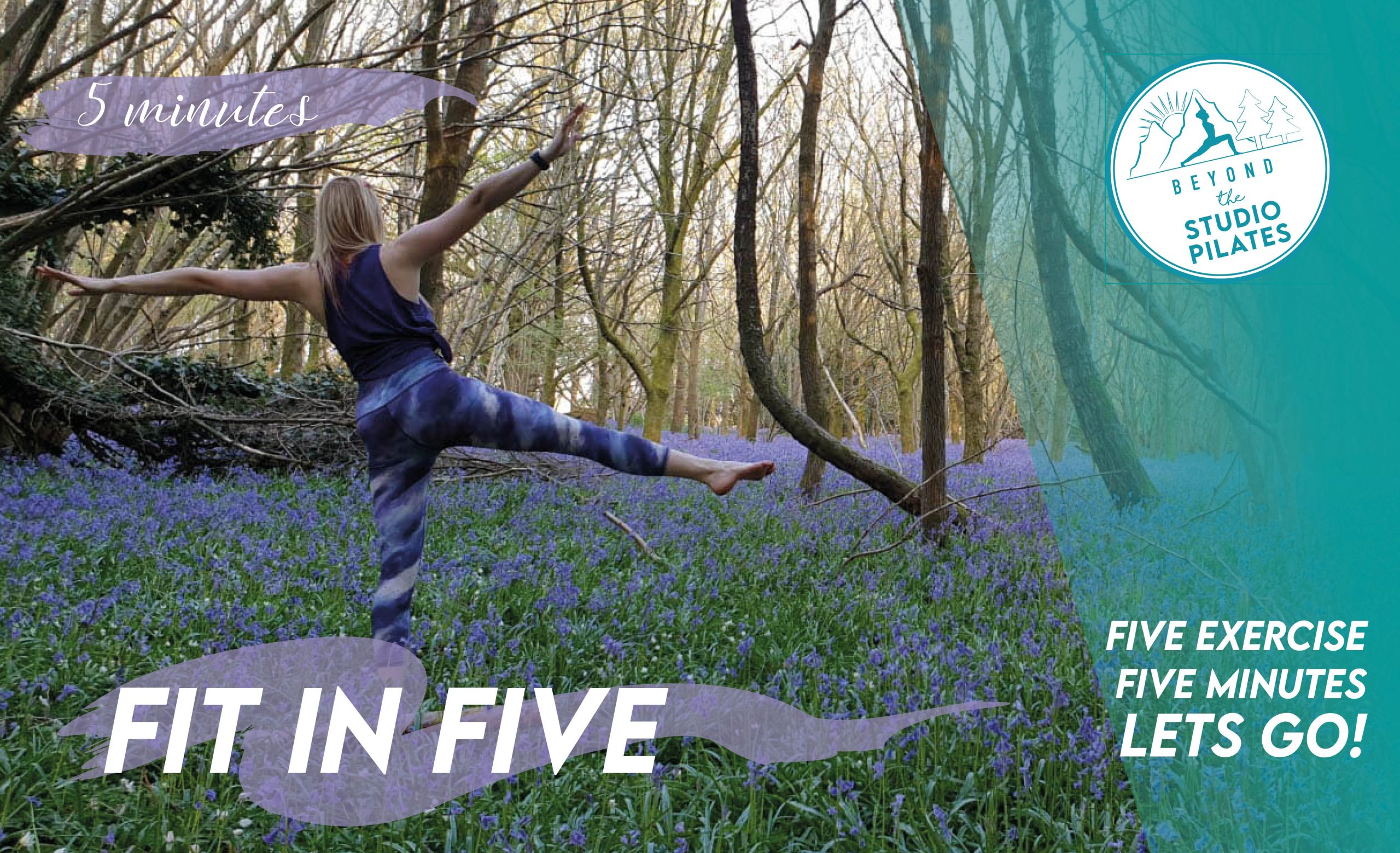 Fit in Five – My Favourite Pilates exercises