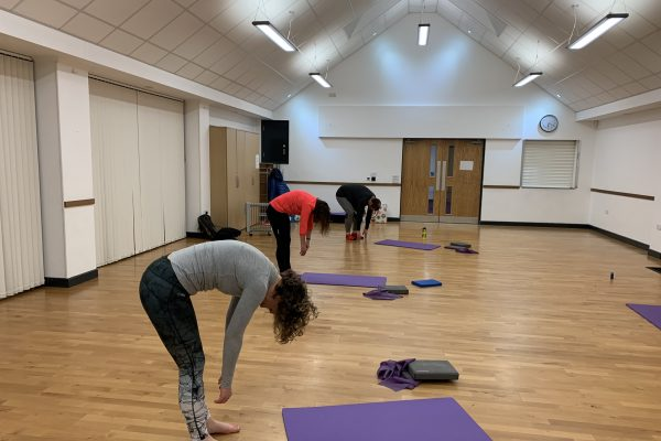 Pilates Roll Down Fishbourne