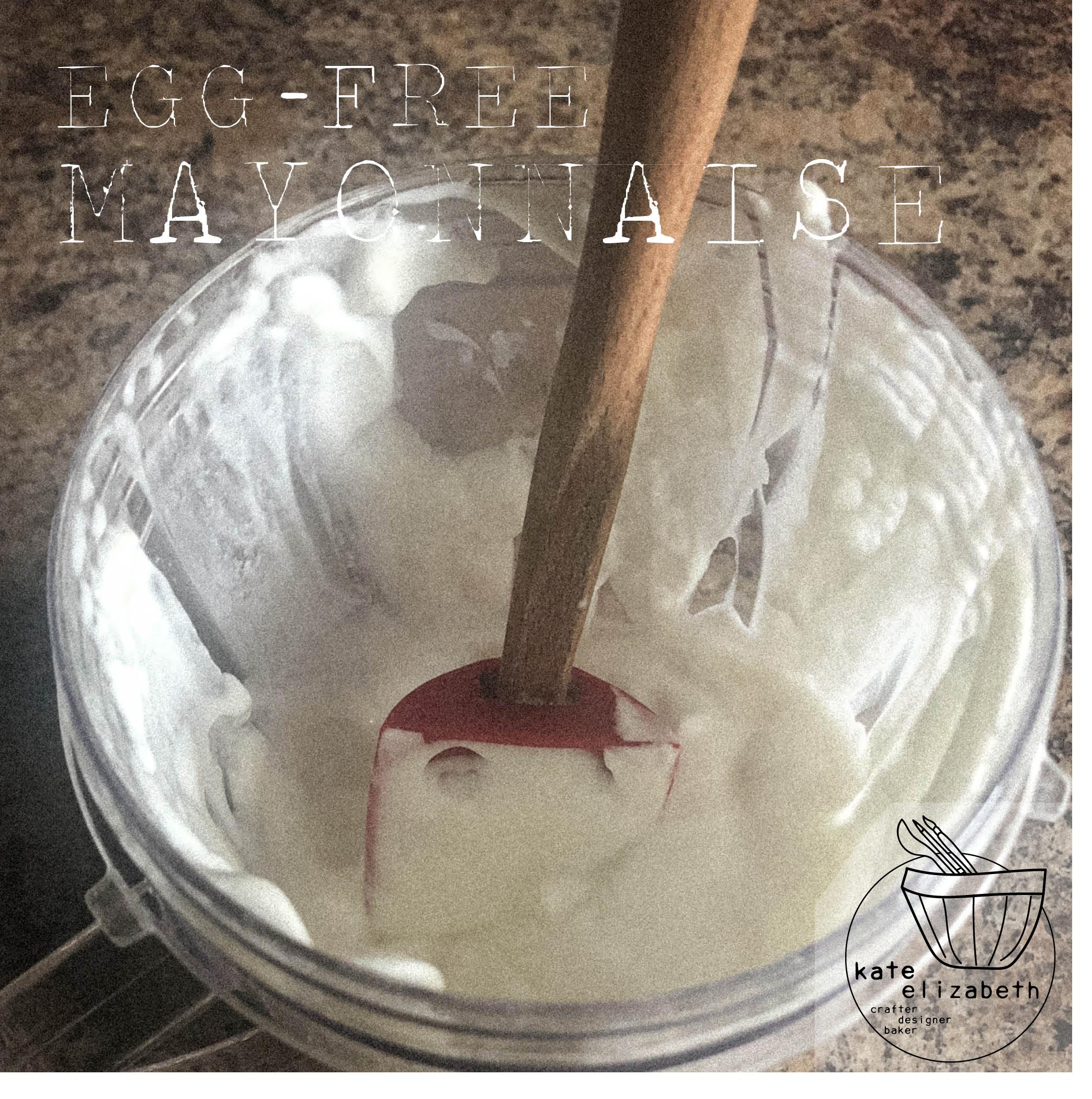 Kate's Egg Free Mayo