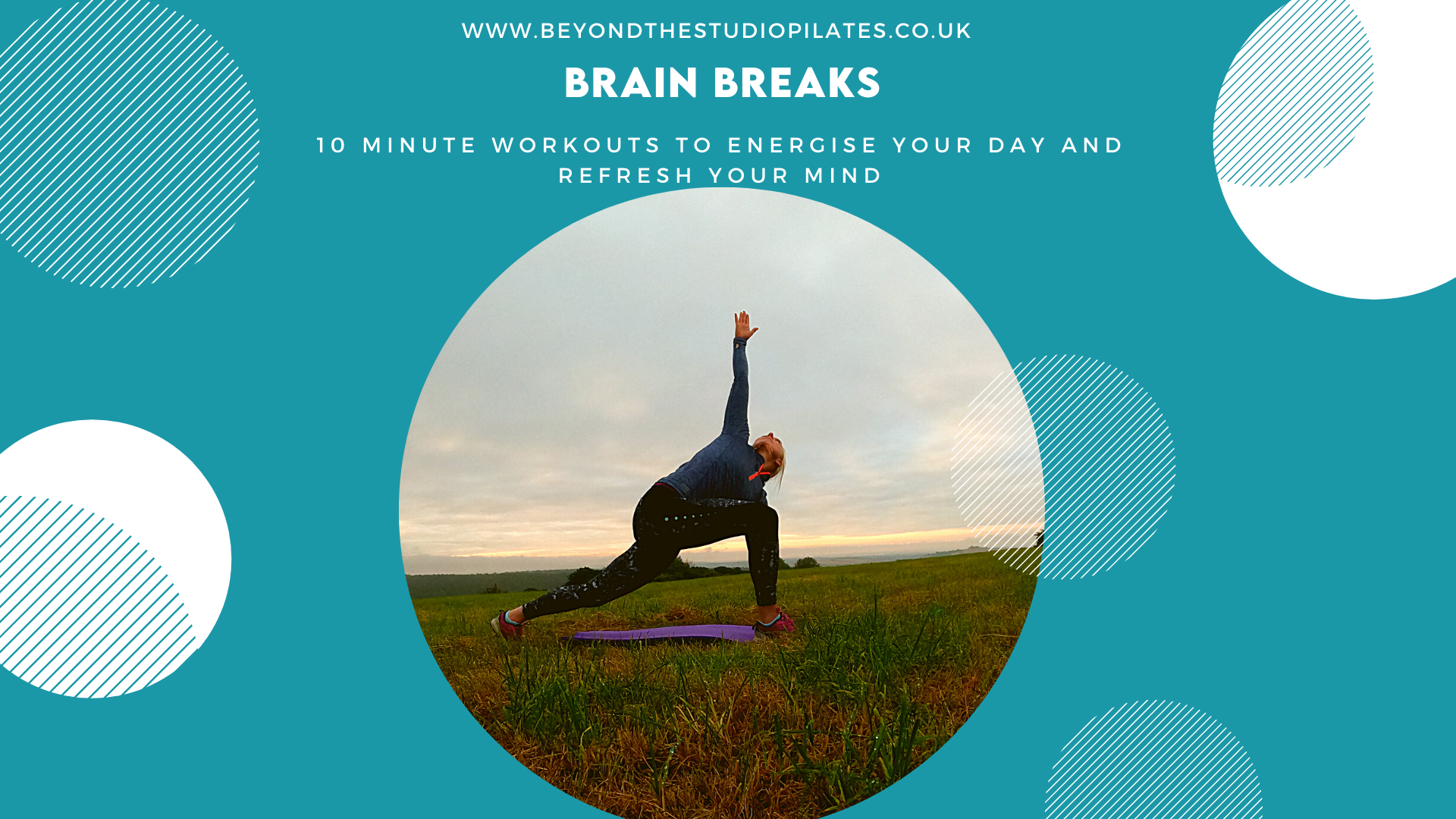 How taking a 'Brain Break' everyday can really help your health and fitness