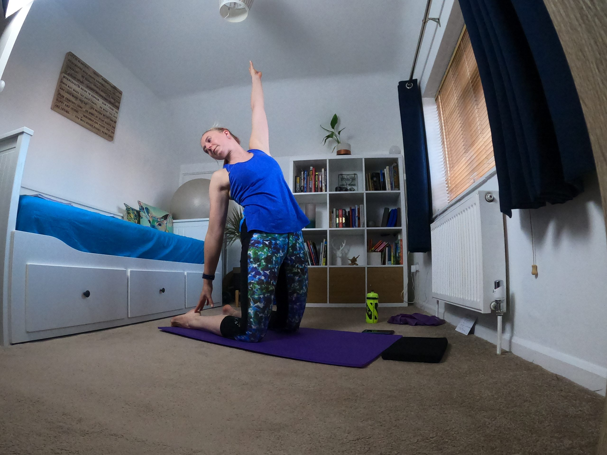 Pilates for flexibility