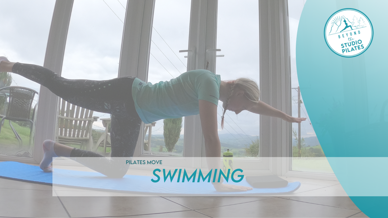 Back and core strength with Pilates