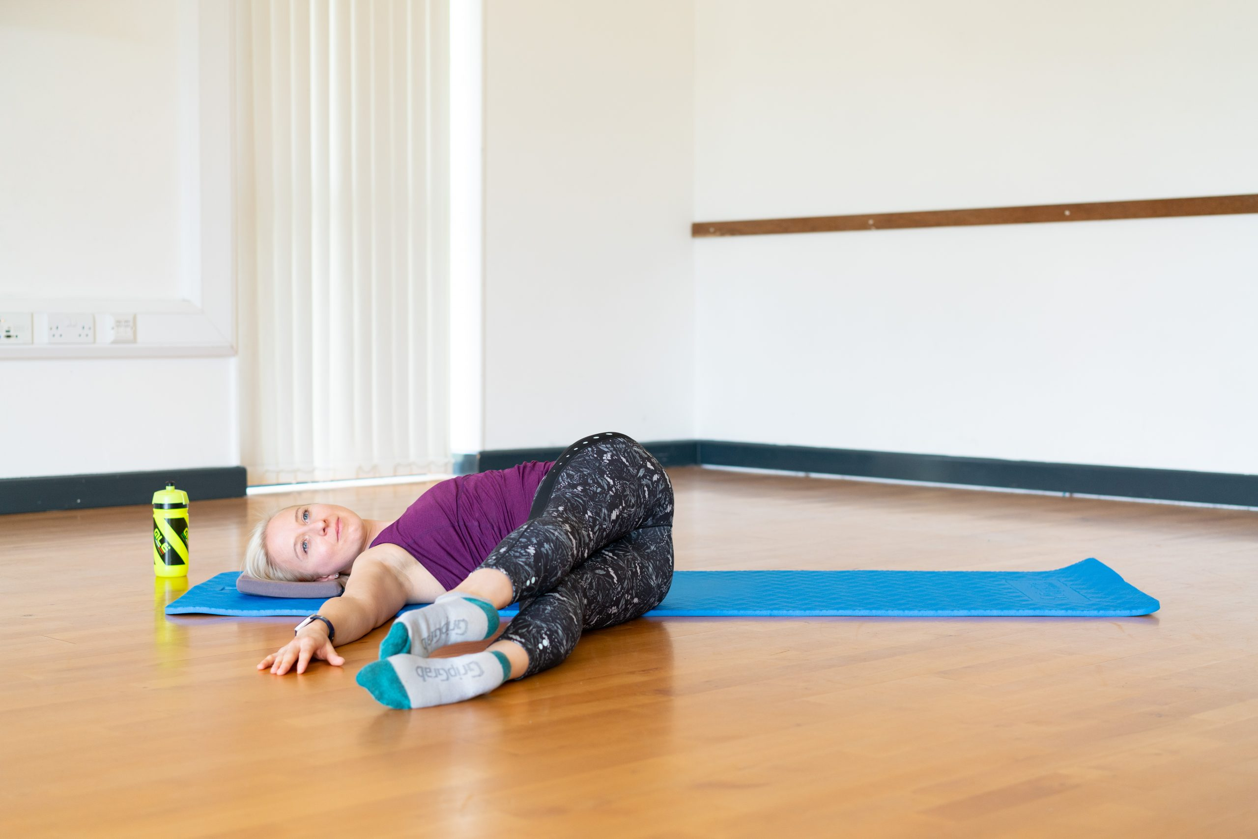 Pilates Back Stretch for achy backs