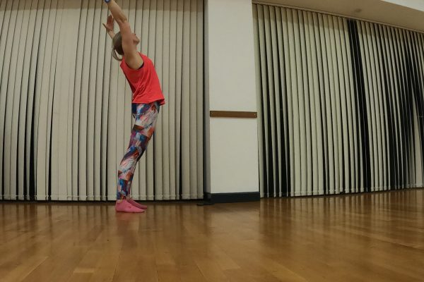 Hip Stretch Side