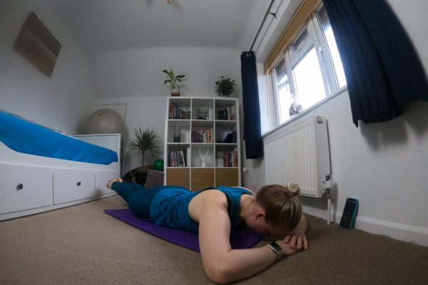 Pilates Glute Squeeze