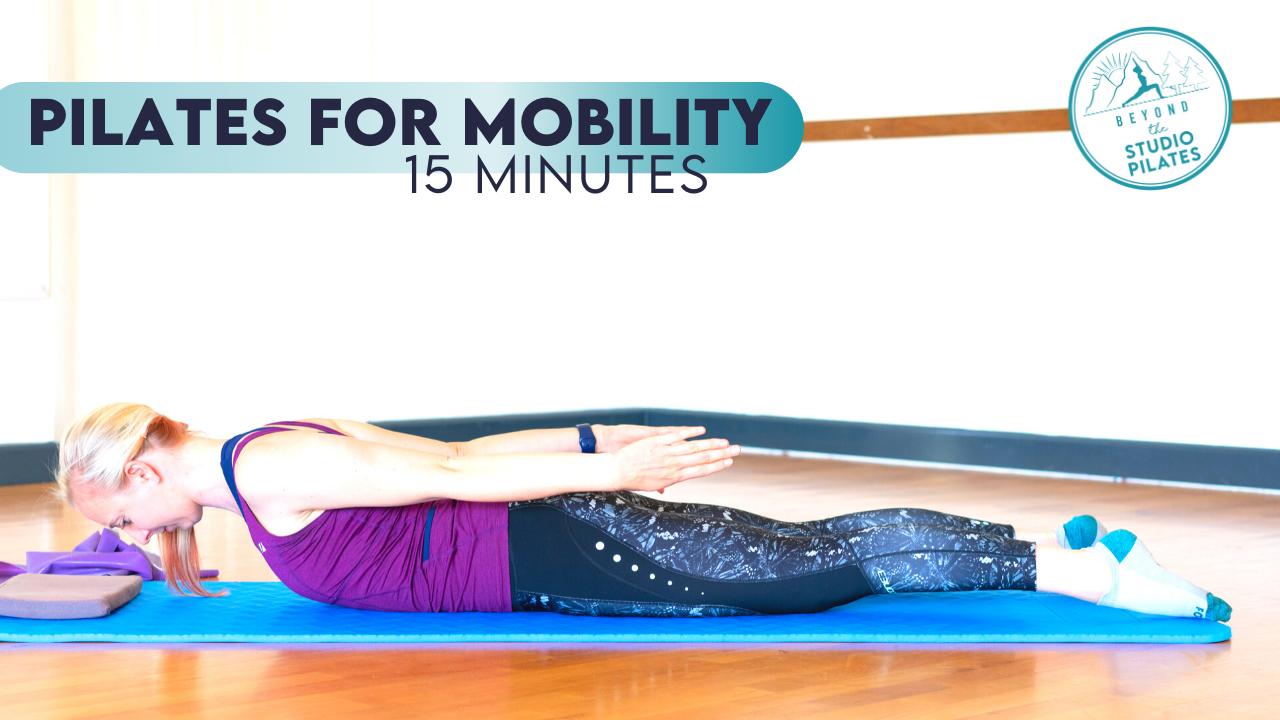 Pilates workout – Mobility 101