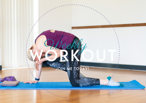 Weekly Pilates – Back Mobility